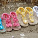 Crochet Pattern For Baby Sea..