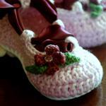 Crochet Baby Pattern Ballerina Ball..